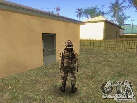 Blackburn de BF3 pour GTA San Andreas deuxième écran