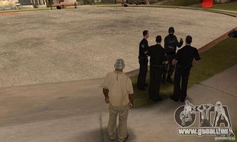 Cop Homies für GTA San Andreas