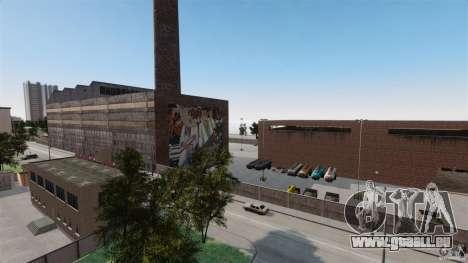 Kriminelle Russland RAGE v1. 2 für GTA 4 neunten Screenshot