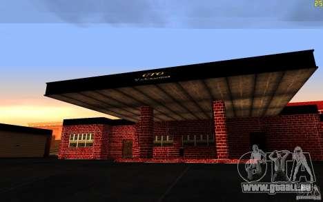 Nouveau garage dans Dorothy pour GTA San Andreas