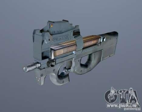 Grims weapon pack1 pour GTA San Andreas cinquième écran