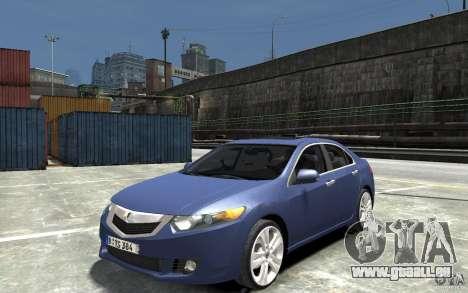 Acura TSX 2011 pour GTA 4