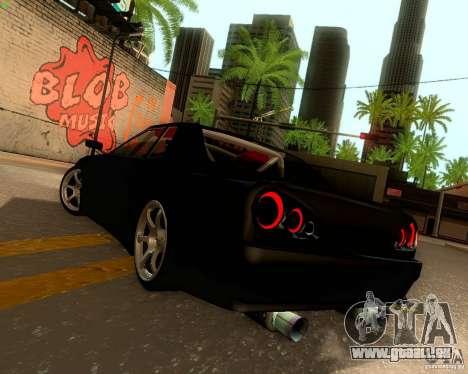 Elegy Drift Korch für GTA San Andreas Seitenansicht