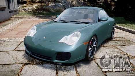 Porsche 911 (996) Carrera 4S pour GTA 4