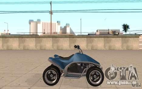 Peau Powerquad_by-Woofi-MF 1 pour GTA San Andreas laissé vue