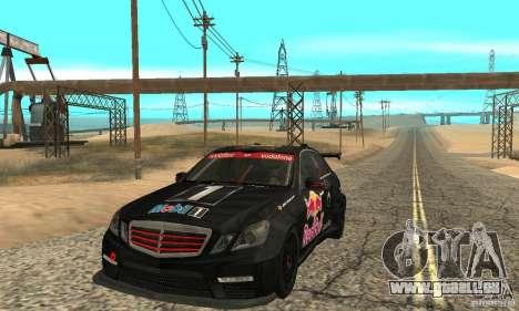 Mercedes-Benz E63 AMG DTM 2011 pour GTA San Andreas