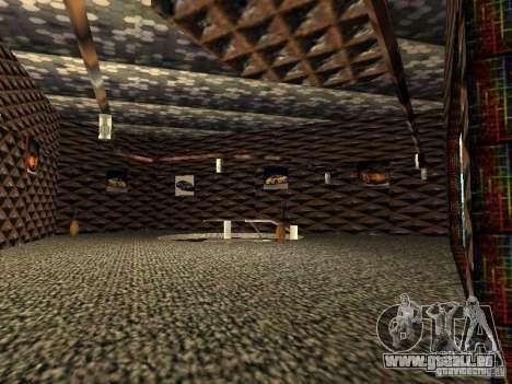 Neuer Lamborghini Showroom in San Fierro für GTA San Andreas achten Screenshot
