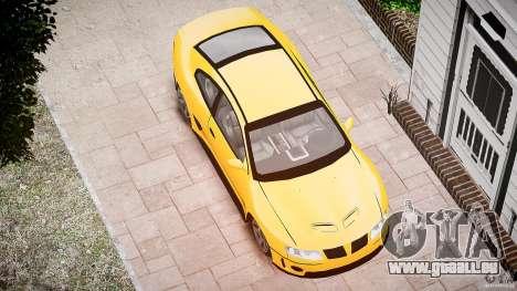 Pontiac GTO 2004 pour GTA 4 est un côté