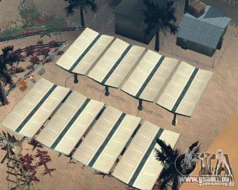 Modern Bone Country pour GTA San Andreas cinquième écran