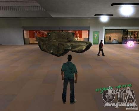 Réservoir de Camo pour GTA San Andreas