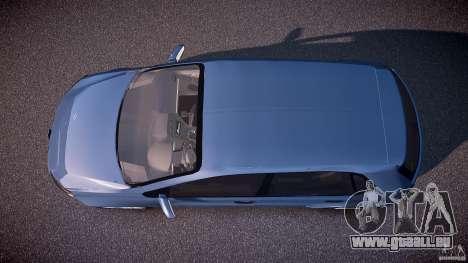 Volkswagen Polo 2011 pour GTA 4 est un droit