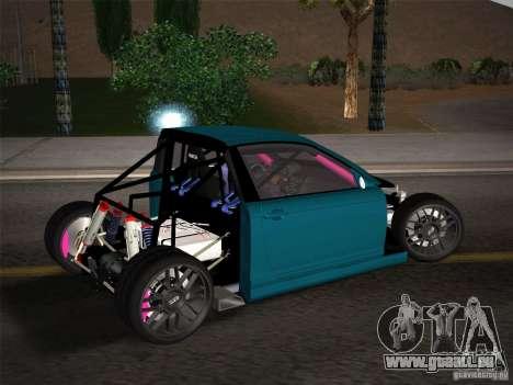 BMW E46 Drift II pour GTA San Andreas salon