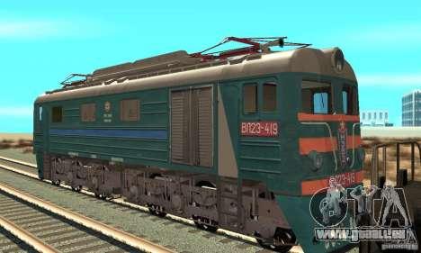 Locomotive VL23-419 pour GTA San Andreas