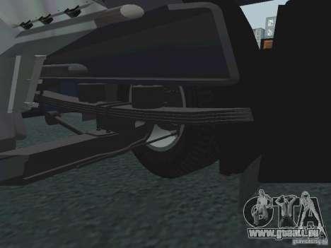 Aktives Dashboard 3.0 für GTA San Andreas elften Screenshot