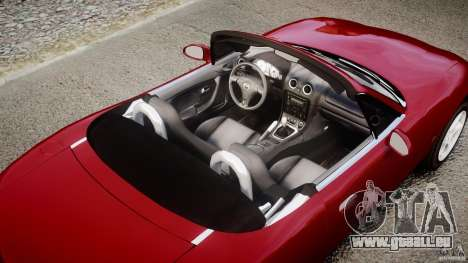 Mazda MX-5 Miata pour le moteur de GTA 4