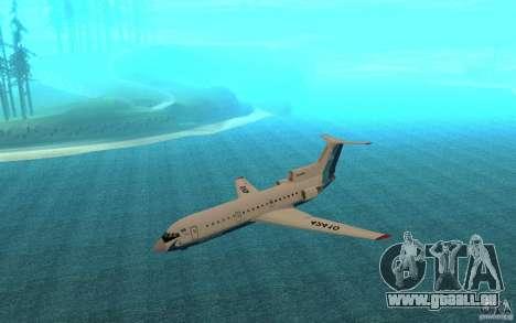 Jak-42 d Scat (Kasachstan) für GTA San Andreas