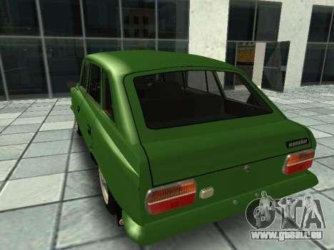 IZH Combi 21251 pour GTA San Andreas sur la vue arrière gauche