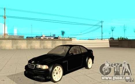 007 car für GTA San Andreas