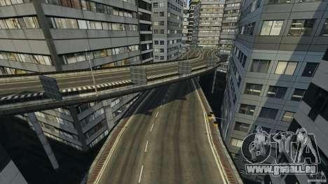 Tokyo Freeway für GTA 4 fünften Screenshot