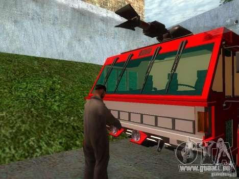 Realistische Feuerwache in SF v2. 0 für GTA San Andreas dritten Screenshot