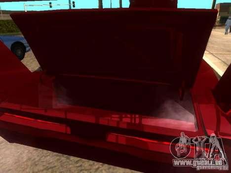 Dodge Charger Daytona Fast & Furious 6 für GTA San Andreas Seitenansicht