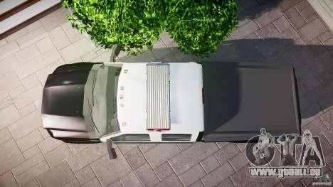 Ford F350 Marked [ELS] pour GTA 4 est un droit