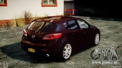 Mazda Speed 3 [Beta] pour GTA 4 est un côté