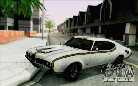 Oldsmobile Hurst/Olds 455 Holiday Coupe 1969 pour GTA San Andreas