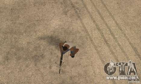 Intervenšn von Call Of Duty Modern Warfare 2 für GTA San Andreas fünften Screenshot