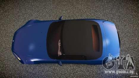 Honda S2000 2002 v2 für eine ruhige Fahrt für GTA 4 obere Ansicht