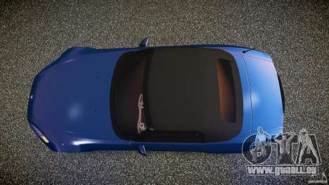 Honda S2000 2002 v2 pour une balade tranquille pour GTA 4 vue de dessus