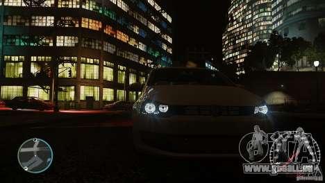 Volkswagen Polo pour GTA 4 est un côté