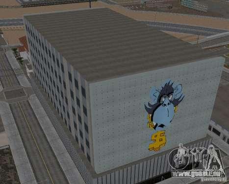 Real New Vegas v1 pour GTA San Andreas septième écran