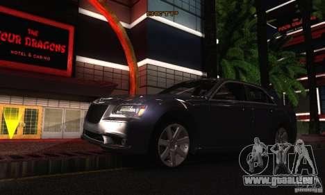ENBSeries by dyu6 v4.0 für GTA San Andreas her Screenshot