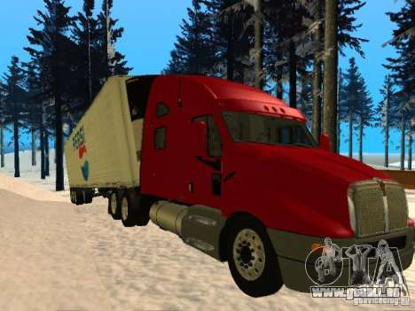 Trailer Artict3 für GTA San Andreas linke Ansicht