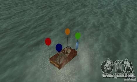 Ballooncraft pour GTA San Andreas