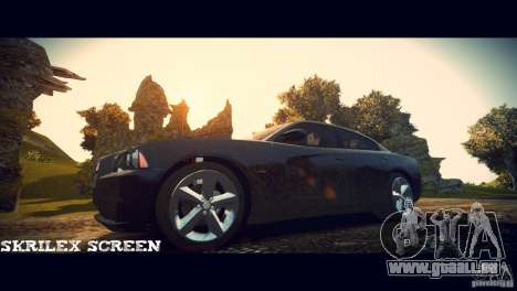 HD Dirt texture pour GTA 4 secondes d'écran