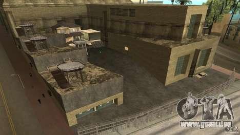 Achat de base propre pour GTA San Andreas