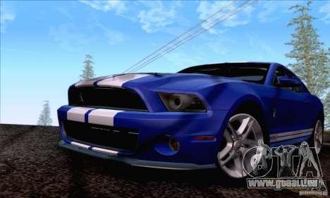 SA_nGine v1. 0 für GTA San Andreas achten Screenshot