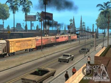3TÈ10M-1199 für GTA San Andreas rechten Ansicht