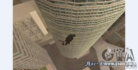 Unique animation of GTA IV V3.0 für GTA San Andreas