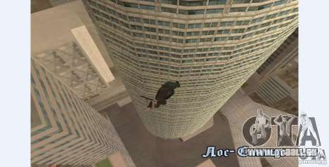 Unique animation of GTA IV V3.0 pour GTA San Andreas