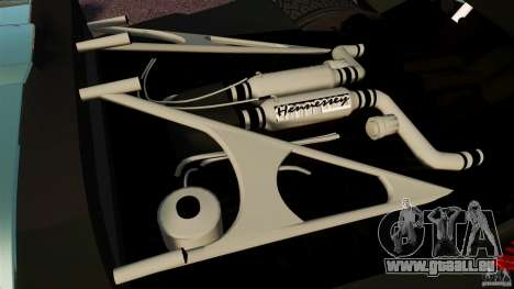 Hennessey Venom GT 2010 [EPM] pour GTA 4 est un côté
