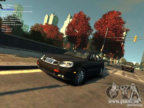 Daewoo Leganza CDX pour GTA 4