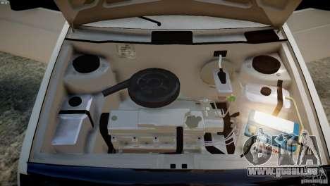 VAZ 21099 léger Tuning pour GTA 4 Vue arrière