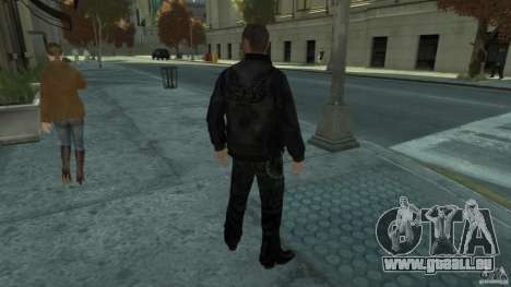 Metal Clothes Pack pour GTA 4 troisième écran