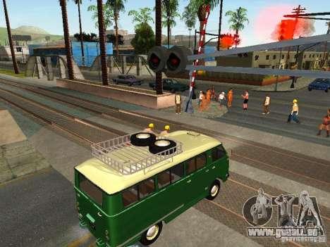 Nouveau Signal de Train pour GTA San Andreas deuxième écran