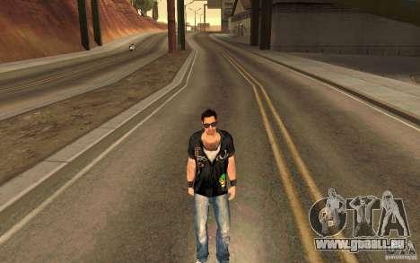 Biker pour GTA San Andreas deuxième écran
