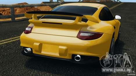 Porsche 911 GT2 RS 2012 v1.0 pour GTA 4 Vue arrière de la gauche