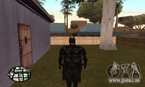 Dark Knight Skin Pack für GTA San Andreas fünften Screenshot